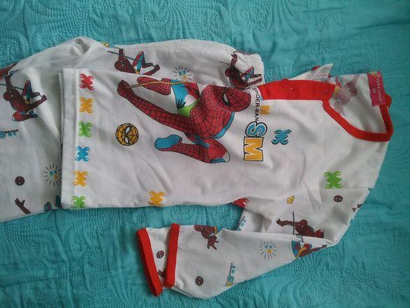 Детска пижамка за момченце