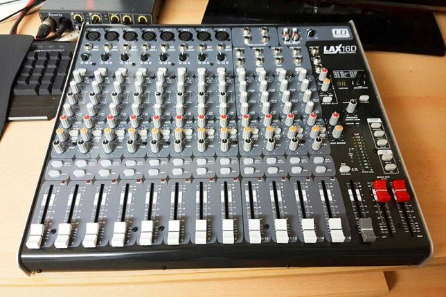 LD Systems LAX16D 16 canale mixer cu dsp