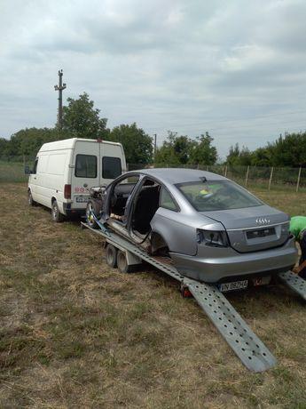 Dezmembrez Audi A6 c6 2.0 bre 2007
