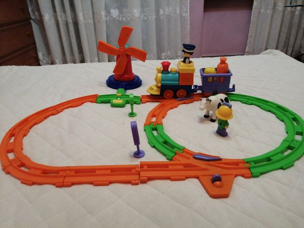 Железная дорога (  12 месяцев +)