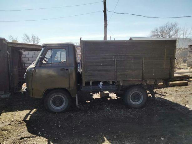 Продам грузовую машину в рабочем состоянии. После ремонта.