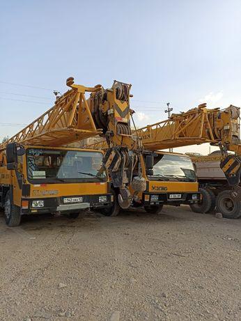Услуги Автокрана 25, 50 тонна