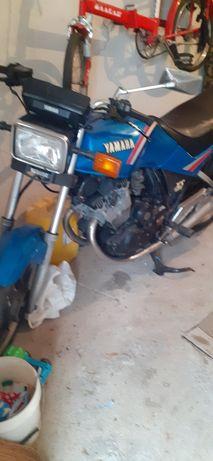 Yamaha xs 400 мотор