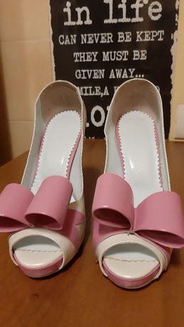 Pantofi dama piele Hot Stepper