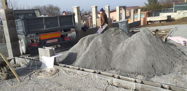 Piatră spartă pentru pavaje,  stabilizant