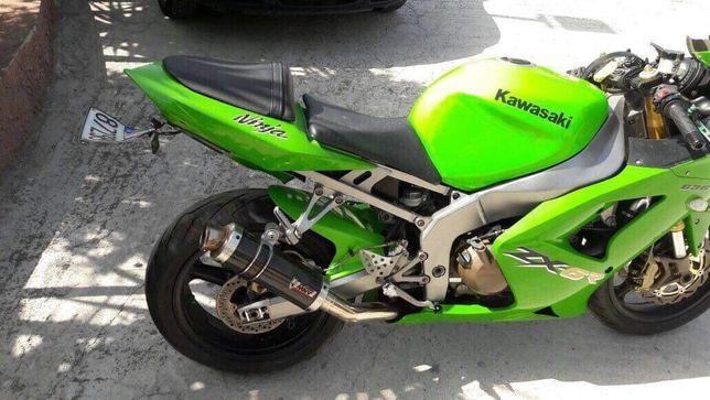 Kawasaki zx6r 2003/2004