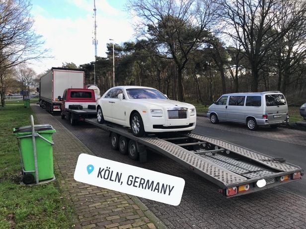 Transport Auto pe plaforma Germania Austria Belgia Olanda