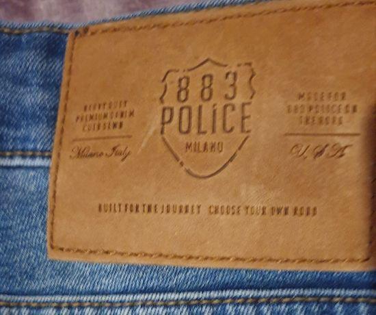 Blugi pentru bărbați 883 Police Moriarty