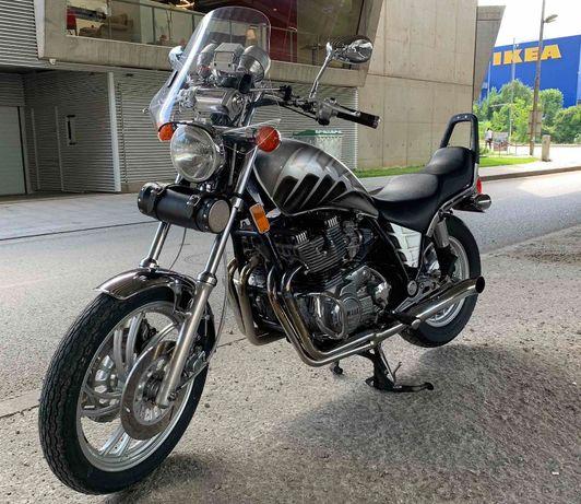 Yamaha XS Уникат
