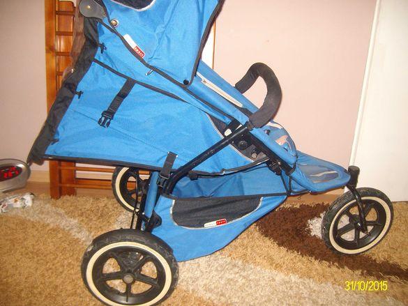 Продавам бебешка количка