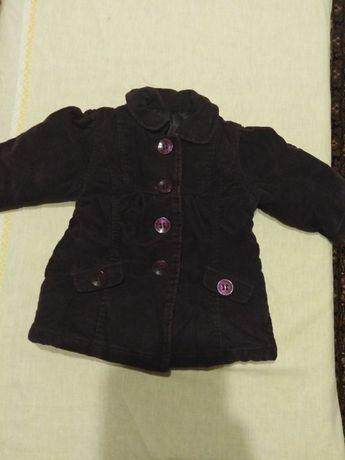 Vind paltonas 6-9 luni fetita folosit , in stare buna.