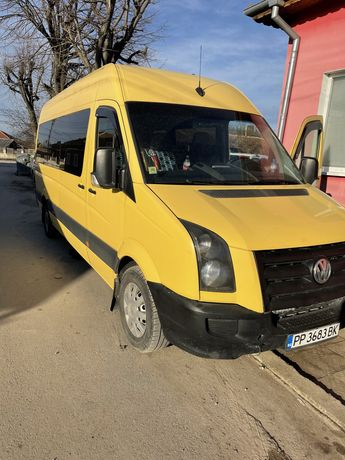 Vw Crafter Maxi База 8+1