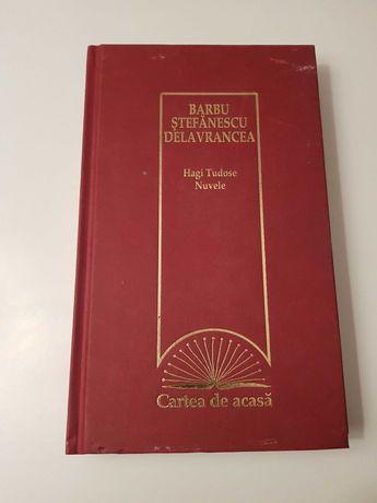 Barbu Stefanescu Delavrancea - Hagi Tudose, Nuvele