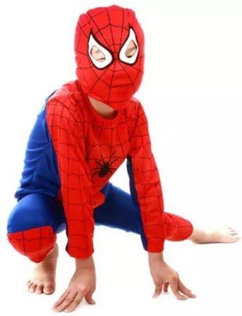 Детски Костюм на Спайдърмен Spiredman Карнавал Парти Рожден Ден