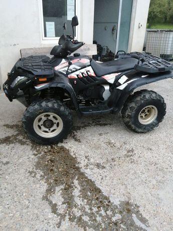 ATV LINHAI 300 înmatriculat