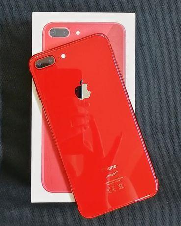Iphone 8 plus + 64gb в идеальном состоянии, гарантия