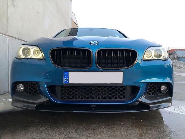 LIPP Prelungire bara fata M BMW Seria 5 F10 M-Performance Negru MAT