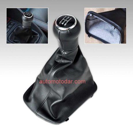 Топка за скоростен лост с маншон AUDI A6  5скорости