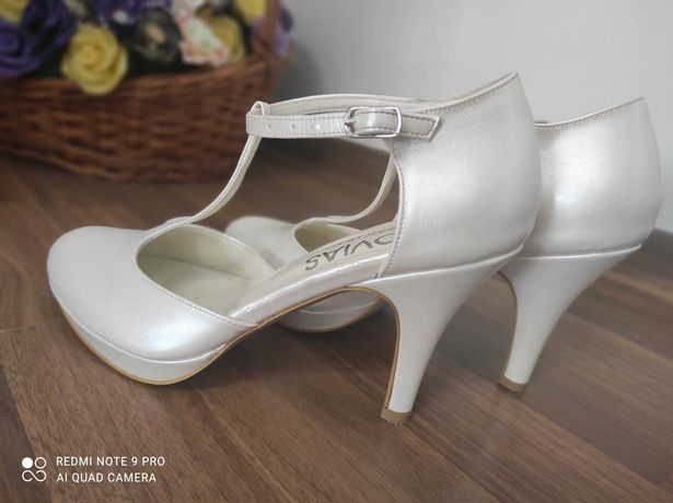 Pantofi mireasa NOVIAS