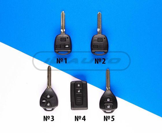 Ключ кутийка за Toyota / Тойота Corolla Yaris Rav4 Auris Celica