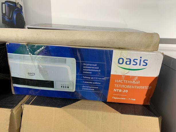 Oasis настенный тепловентилятор