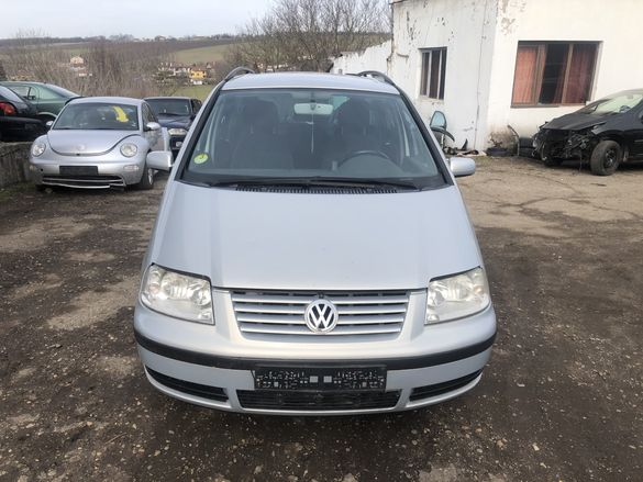 Фолксваген Шаран / VW Sharan 1.9TDI 131кс. 2004г. - НА ЧАСТИ