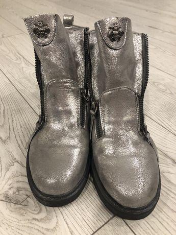 Обувь на девочку осень-весна