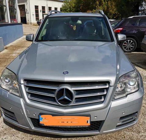Vând Mercedes GLK 220 CDI