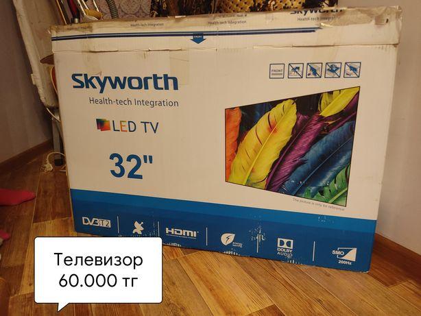 Продается телевизор и детская гарниратура!
