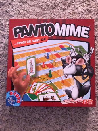 Joc 4+ PantoMIME