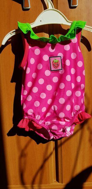 Costum de baie și înot pentru fetițe 3-6 luni, impermeabil pt piscină