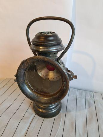 Felinar trasura cu gaz lampant.