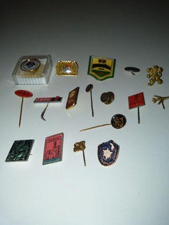 Значки и флагчета за колекционери