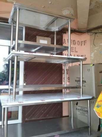 Помощни маси за кухни/заведения/