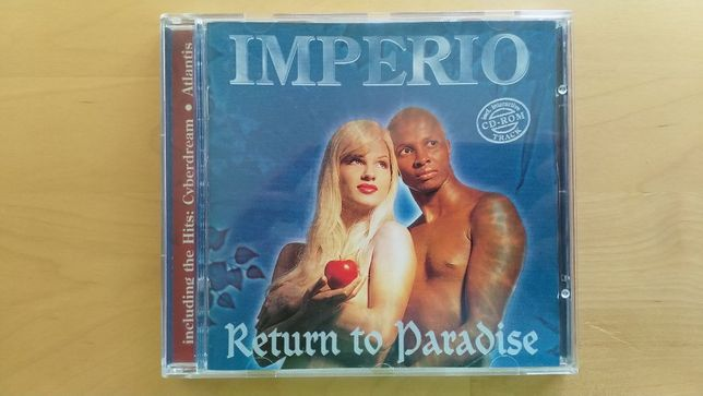 Cd Imperio ‎- Original