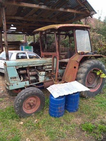 Vand tractor Hanomag