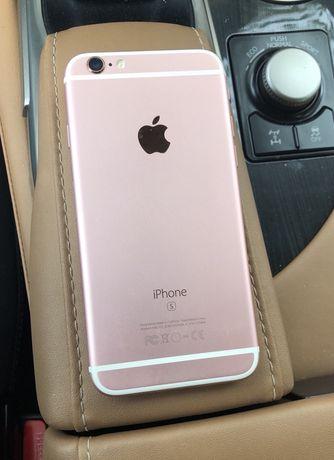 Продаю iPhone 6s gold срочно!