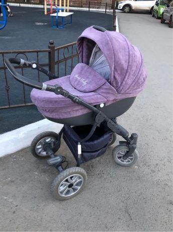Продам детскую коляску Lonex 2в1. Baby time в подарок
