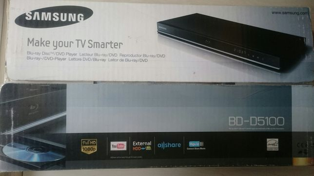 Samsung blue-ray BD-D5100