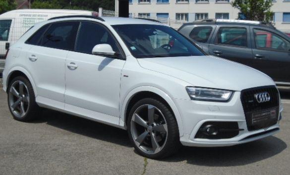 Audi Q3 2.0 TDI S Lain Ауди Q3 2.0 ТДИ