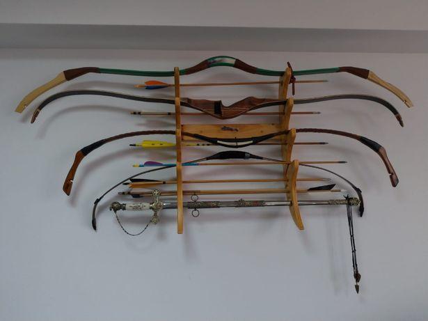 Arc, săgeți și accesorii - echipament sportiv sau de relaxare