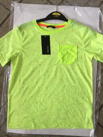 Tricou băieți bumbac 7-8 ani George UK