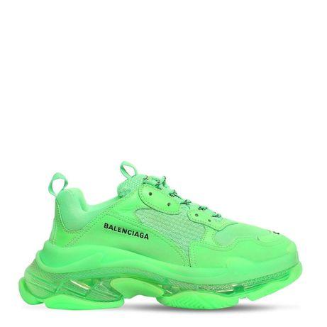 Balenciaga Triple S Neon Green 41,42