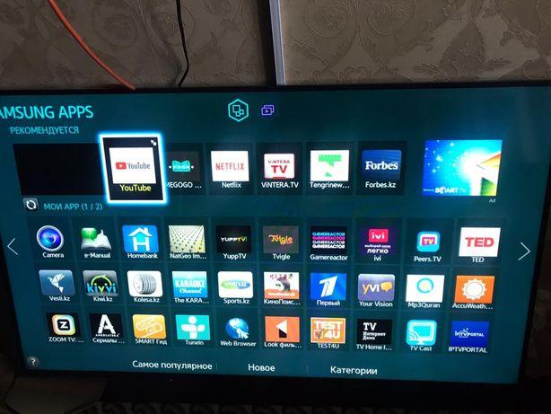Samsung 4 K,  цены разные Диогонал 122 и 117 см, LG 109 и 120 см .