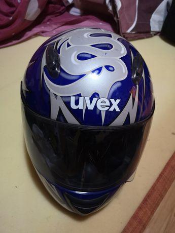 Casca motocicleta UVEX