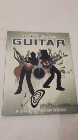 Learn To Play The Guitar - Nick Freeth - A Step By Step Guide