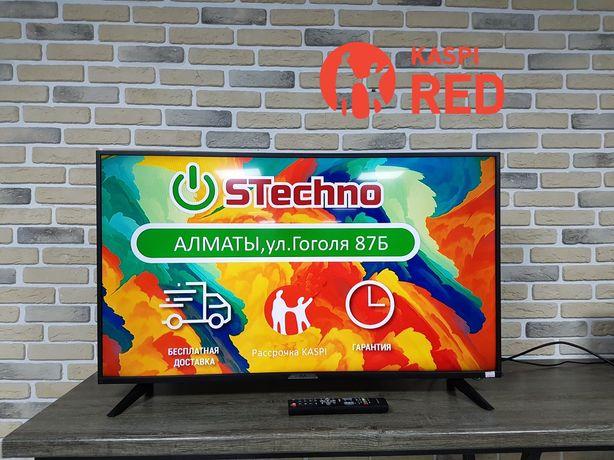 ТВ Smart 102см AVA L40W5 Full HD Рассрочка KASPI RED!Гарантия год!