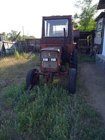 Трактор т  25 с косилкой