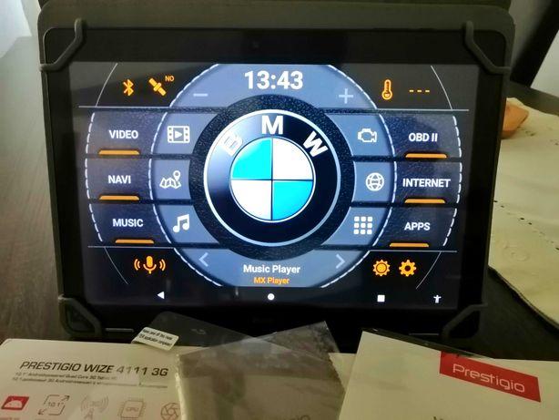 Tableta PRESTIGIO 10.1 Android WIZE 4111 GPS + Sygic + AGama Car Pro