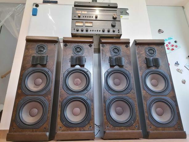 New Acoustic Dimension & Boxe Universum